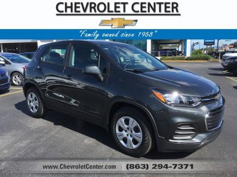 17 New Chevrolet Trax For Sale Chevrolet Center